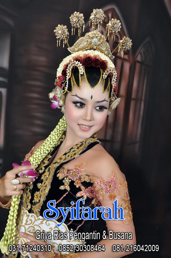 Rias Pengantin Surabaya Pengantin Paes Ageng Kebaya Flickr