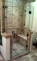 Euro Shower Door Enclosure