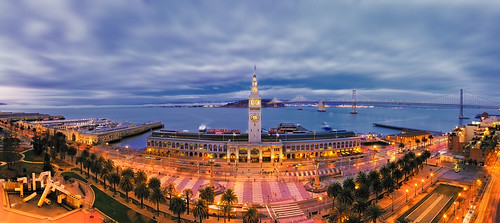 Ferry Building and Embarcadero, San Francisco, California | by KP Tripathi (kps-photo.com)