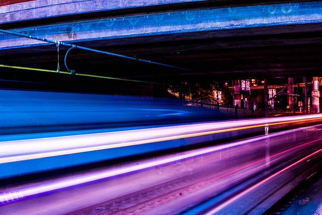 Party Train Lightspeed