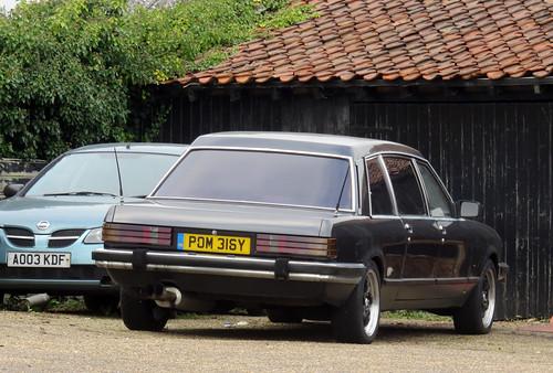 1982 Ford Granada Coleman Milne Dorchester 2.8 | by Spottedlaurel
