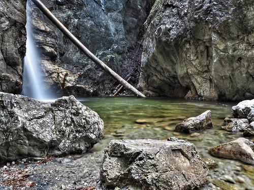 Lainbachwasserfälle in Kochel am See | by MarkusPfl