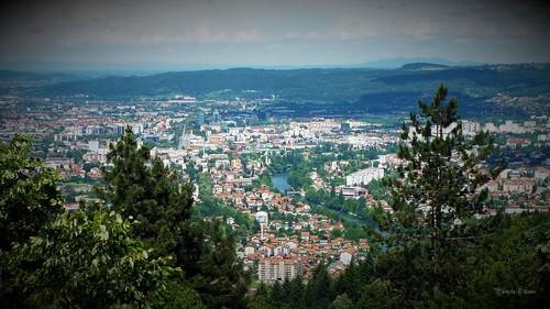 city landscape outdoor
