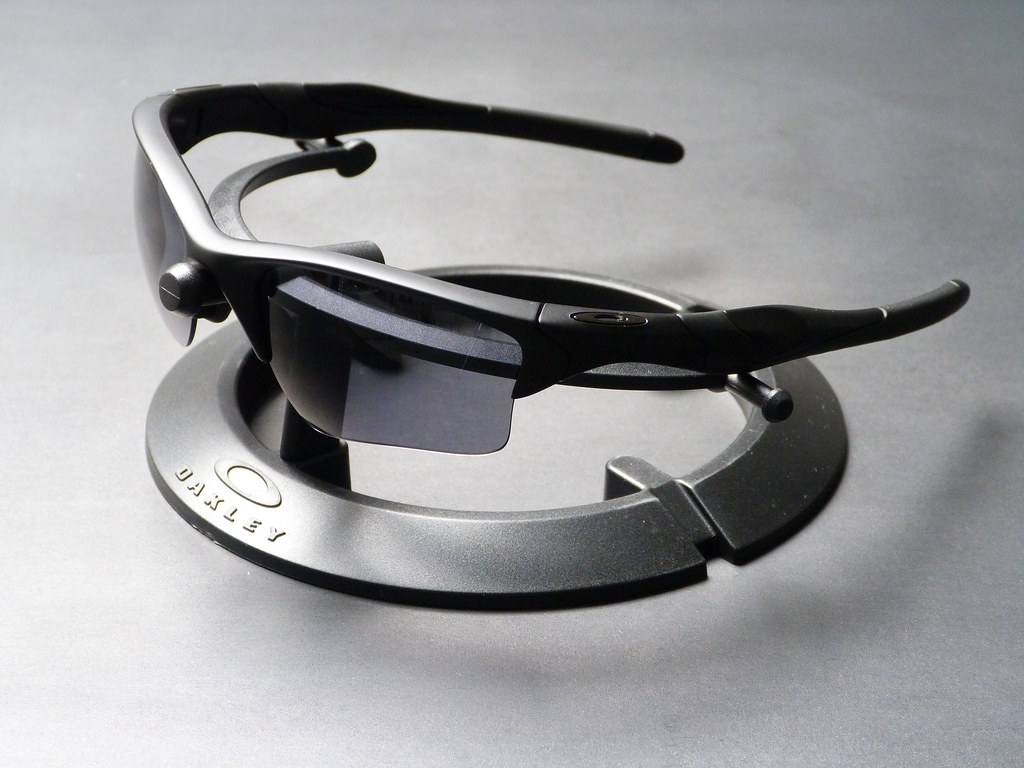 a01248a587be1 ... Oakley SI Half Jacket® 2.0 XL Matte Black w Grey