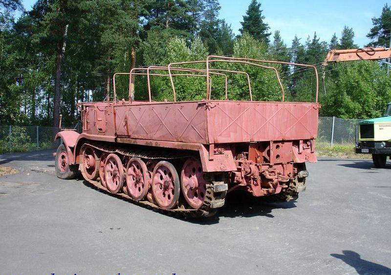 SdKfz 9 Famo (2)