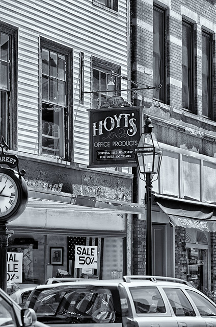 Business Block--Portsmouth, NH
