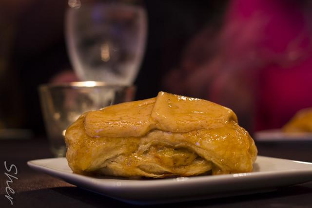 Strudel Reuben - Lamb Heart Pastrami, Fennel Sauerkraut, and 1000 Island Butter