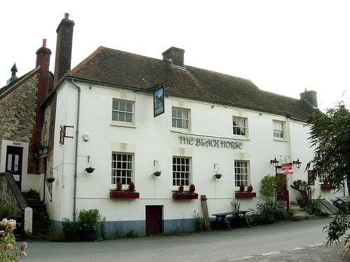 Black Horse, Amberley, West Sussex