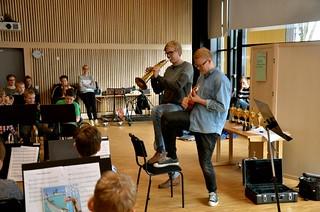 Lilla Brassbandfestivalen 2013 - Bröderna Forsberg i solisttävlingen