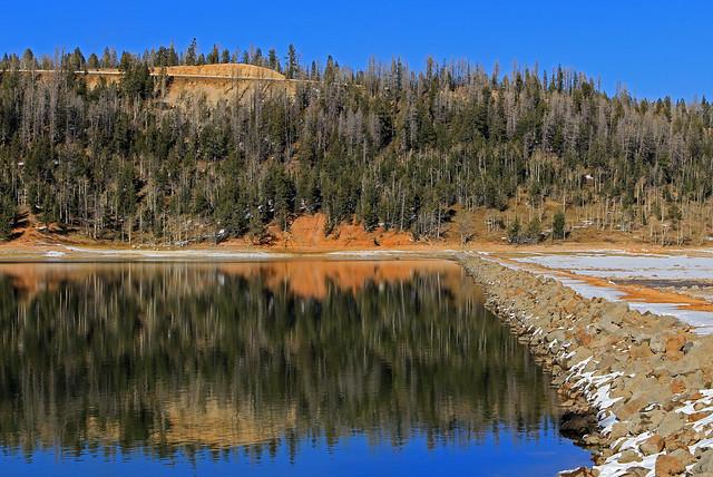 Navajo Lake Dam