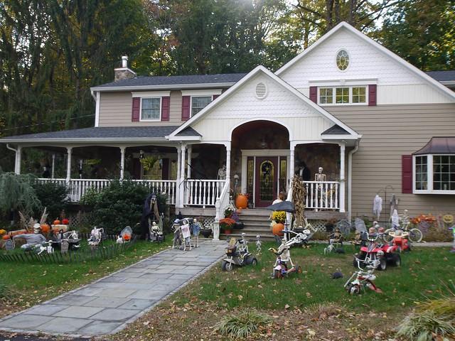 日, 2013-10-27 12:04 - ハロウィンの準備万端