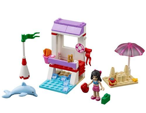 41028 Emma's Lifeguard Post - 1 | by EBTown