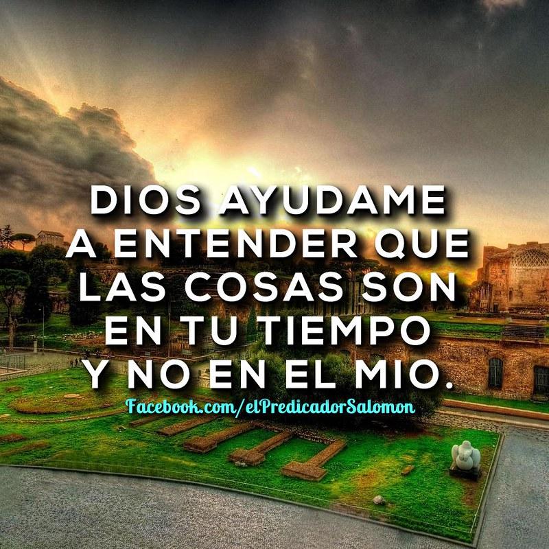 Dios Mio Ayudame In English Raffih