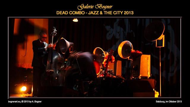 DEAD COMBO - JAZZ & THE CITY 2013
