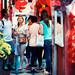 Chinatown Crowd by Jon Siegel