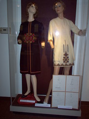 Serbian Embroidery and Fashion - March 28, 2005 – June 10, 2005