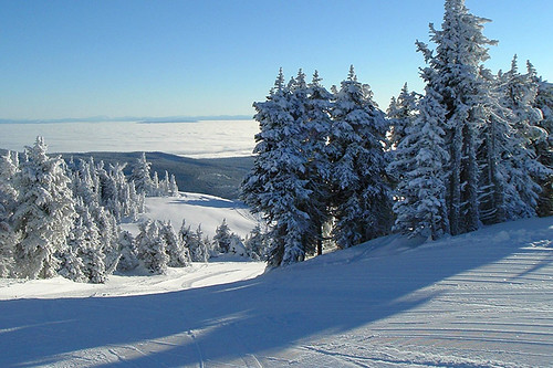 Sun Peaks Ski Resort, Tod Mountain, Thompson Okanagan, British Columbia, Canada