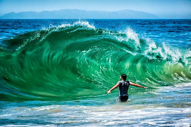Wave Goodbye!