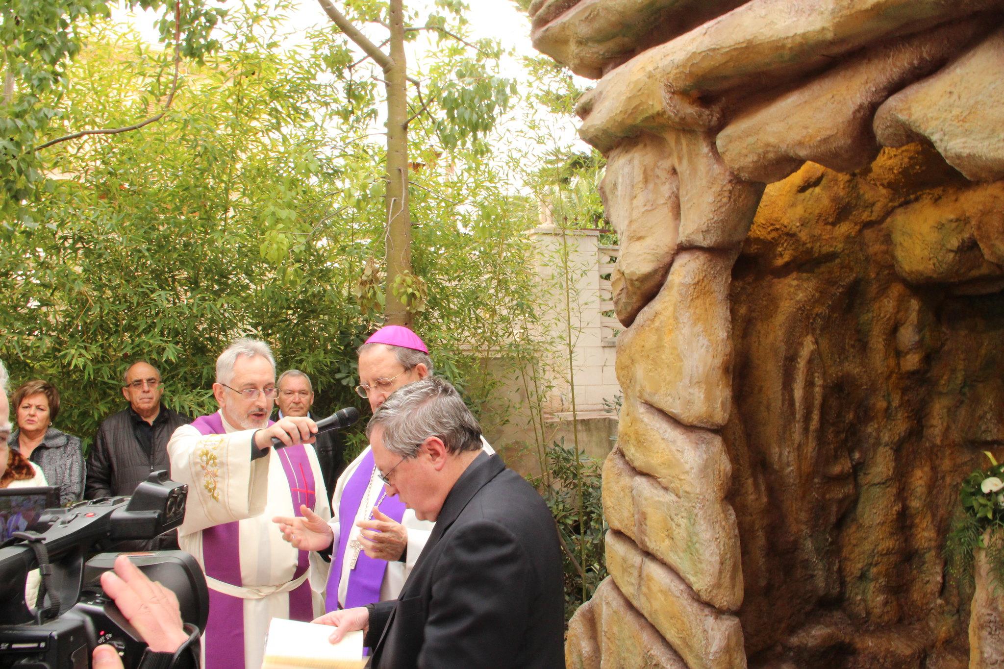 (2016-02-13) - Inauguración Virgen De Lourdes, La Molineta - Archivo La Molineta (071)