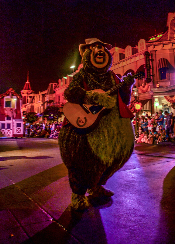 Country Bear Boo To You MNSSHP