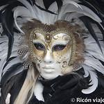 Viajefilos en el Carnaval de Venecia, Mascaras Venecianas 19