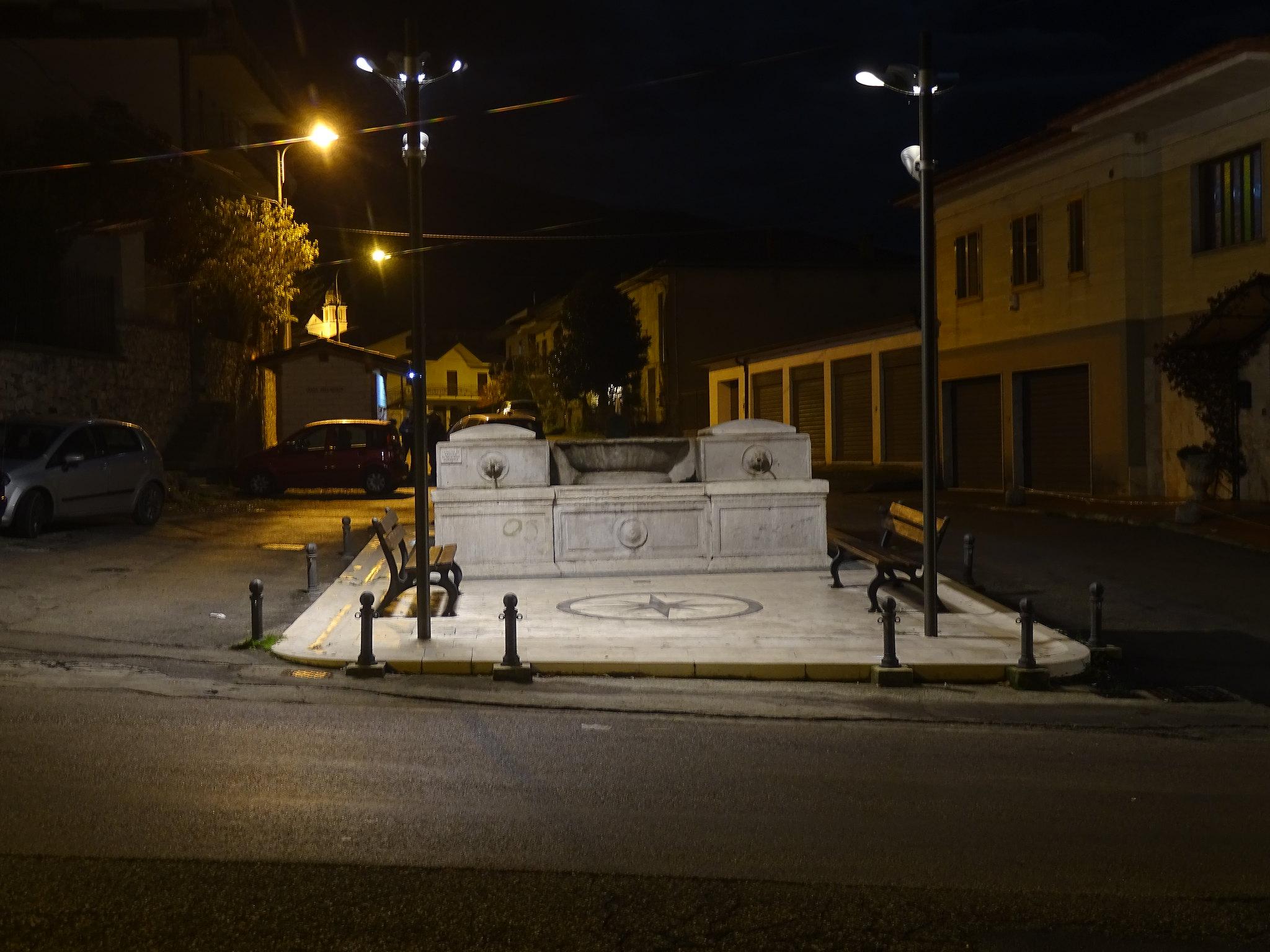 Fontana dei Merli
