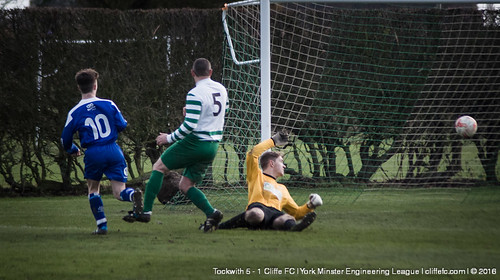 Cliffe FC vs. Tockwith 19Nov16 | by Malcolm Bryce | Cliffe FC | Taken by M. Bryce