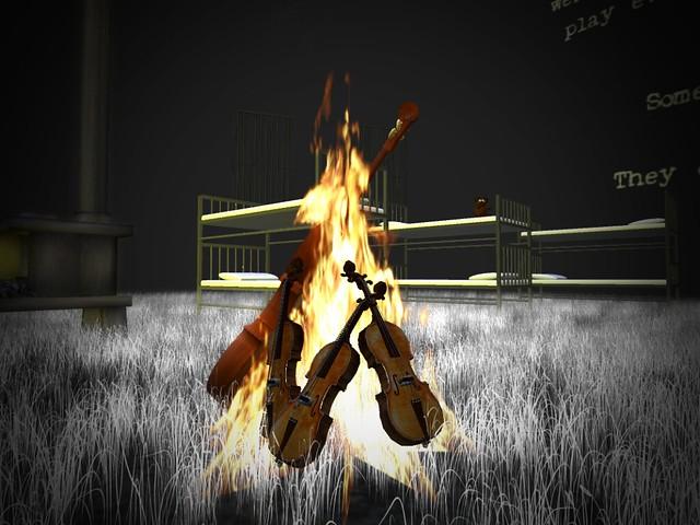 Home, Sweet, Home - Burning Violins Speak of Heart Songs