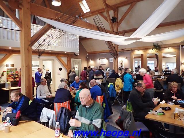2016-11-09  Gooimeer tocht   25 KM   (112)