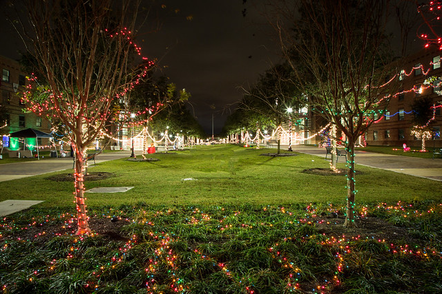Holiday on the Quad 2016