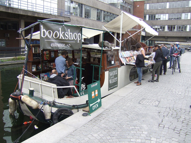 Word On The Water Book Barge