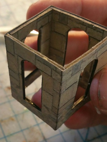 Papercuts 2015 entry: Igreja Medieval Kitbash | by Oracle Omega