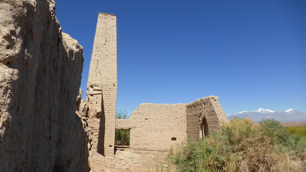 Ruinas de San Hilario