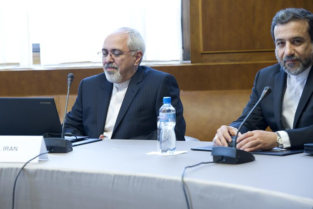 E3/EU+3 Iran Talks