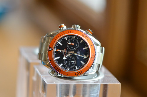 Omega Seamaster Planet Ocean | by cloudzilla