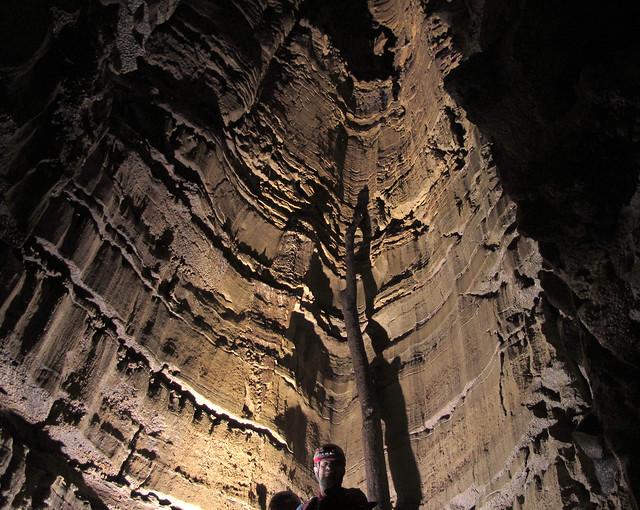green eye pit cave