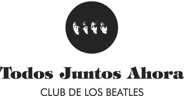Logotipo para la Revista y Club de Los Beatles en México: Todos Juntos Ahora / Diseño Alfonso Romero V_17 de agosto de 1984