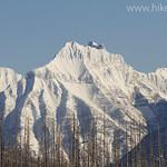 Glacier National Park in Winter