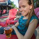 A beer in Quebec