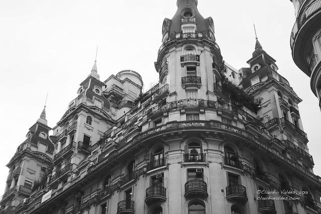 Buenos Aires, Argentina, Apartment Building