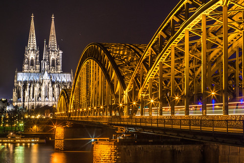 Kölner Dom & Hohenzollern Bridge #2 2rd visit | by Game of EPL5 & LUMIX G20/F1.7