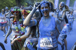 The Color Run by Desigual Barcelona | 140518-0013421-jikatu | by jikatu