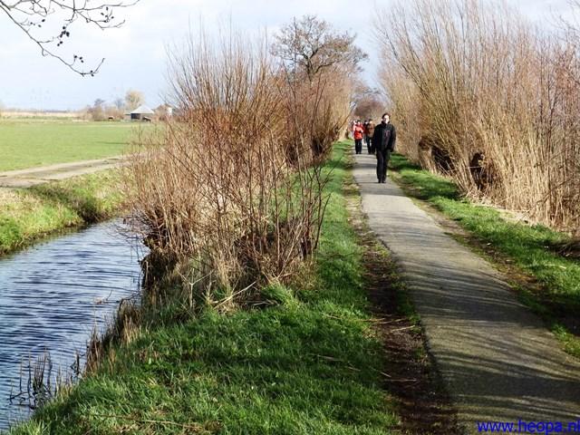 15-02-2014 Woerden 26 Km (82)