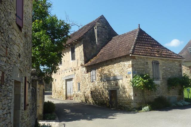Ruelle de Lavercantière