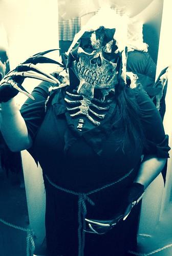 tracyhall flagged trackhead trackheadstudios trackheadxxx adamhall halloween mask scary spooky