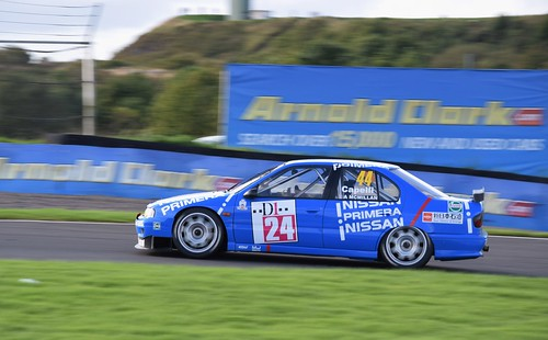 Nissan Primera - Alistair McMillan Photo