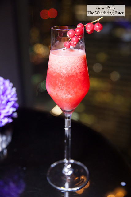 Hibiscus & Rose Fell cocktail
