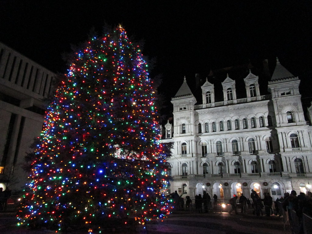Holidays in New York State - cover