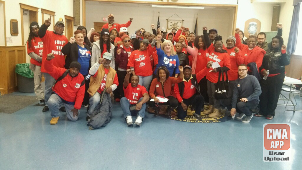 CWA Get Out the Vote 2016