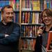 Massimo Carlotto presenta 'Il Turista'. Libreria Rinascita di via Ridolfi, Empoli. 25 Novembre 2016.
